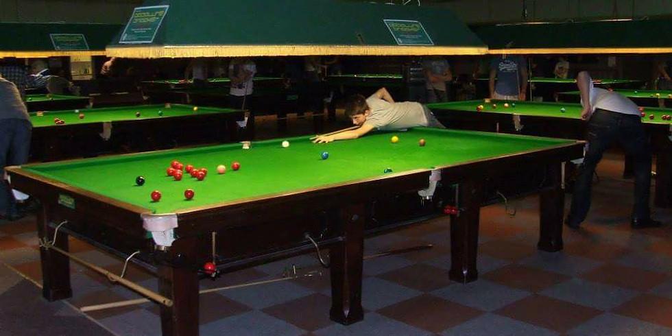 Handicapped Snooker Tournament.