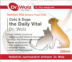 Cats&Dogs the DailyVital Dr. Wolz-06.14.