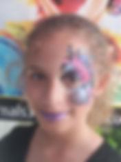 Carnival Tribal Eye Design 2018