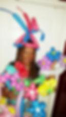 Ms. Bubblz = Balloons