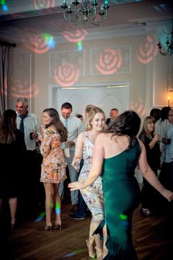 Getting Down. Cotswold wedding Photographer - Matt Brodie.