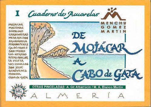 Cuaderno de Acuarelas. De Mojácar a Cabo de Gata