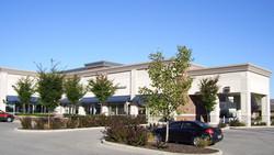 Fineberg Building - Rear
