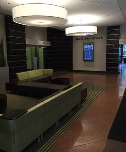 Pan Am Plaza Lobby