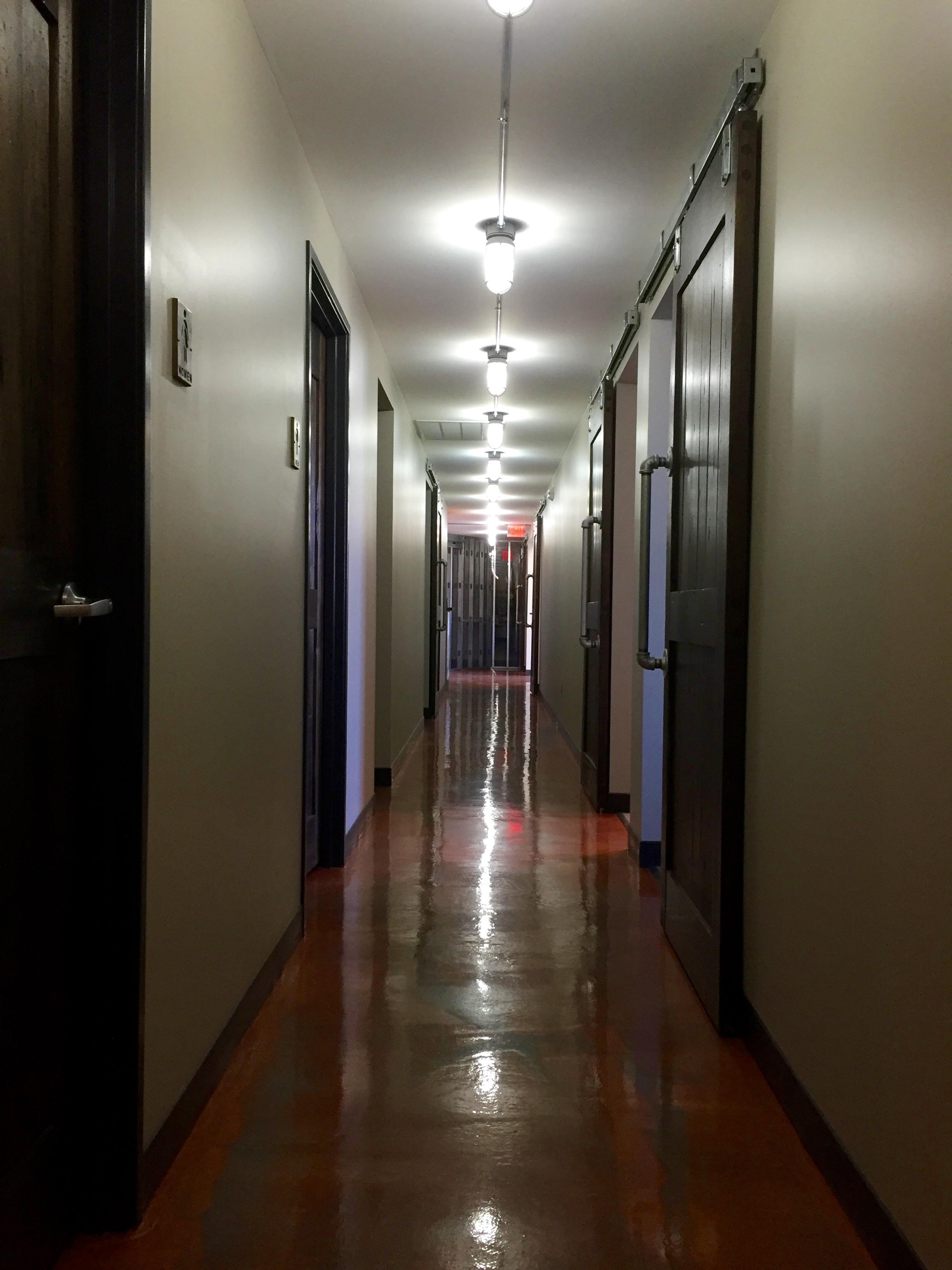 Marksmen Hallway