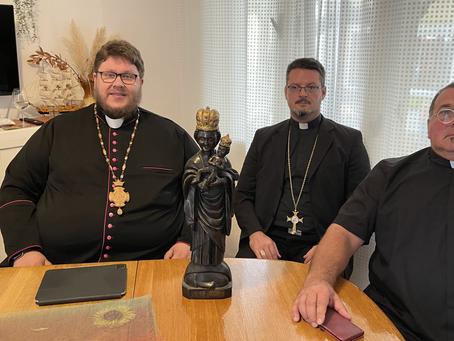 Новый Патриарх и новый Генеральный Секретарь.