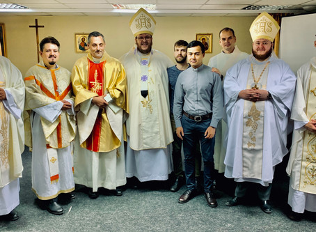 Реколлекция служителей старокатолических общин церковной провинции Святого Михаила Архангела