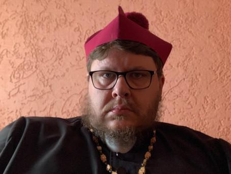 Заявление главы Церковной Провинции Святого Михаила Архангела Митрополита Павла