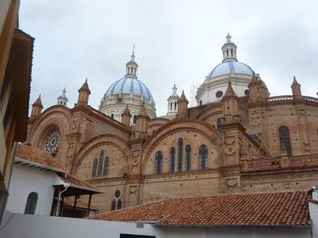 Easter in Ecuador - (Excerpt from my 'novel in progress')