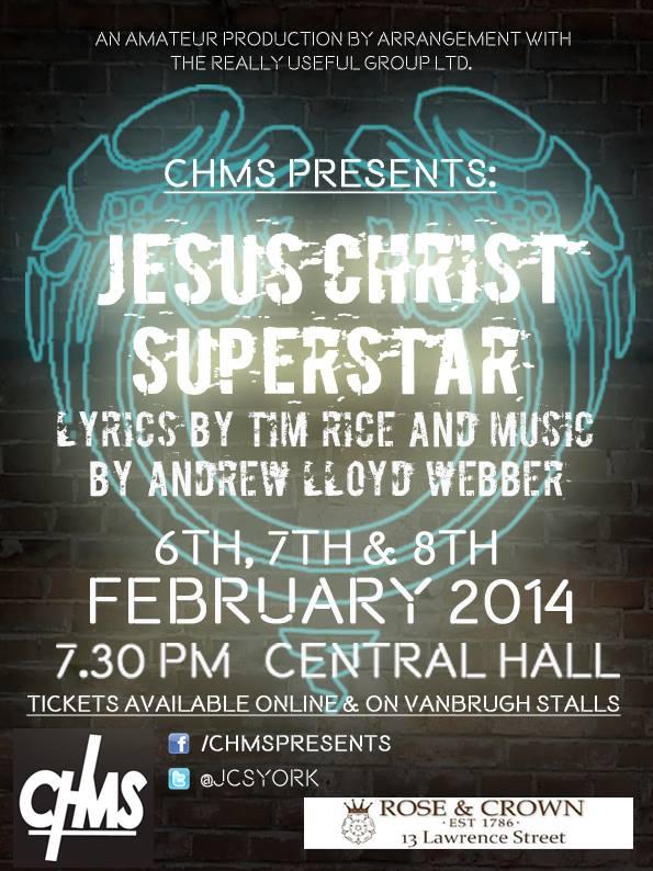 Jesus Christ Superstar [2014]