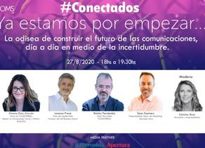 #CONECTADOS PRESENTÓ UN DEBATE ACERCA DE CÓMO NOS PREPARAMOS PARA LA PRÓXIMA PANDEMIA
