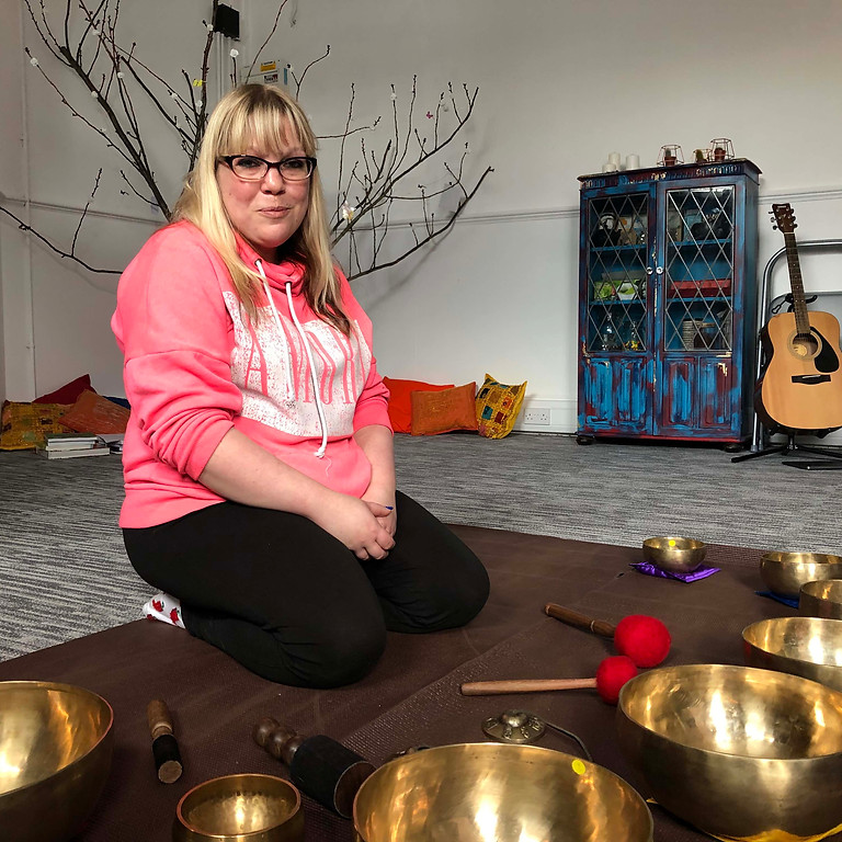Sound Healing with Charlotte