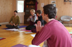 1 Month Residence Yoga Course