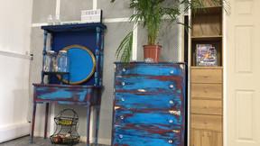 entrance: coffee station