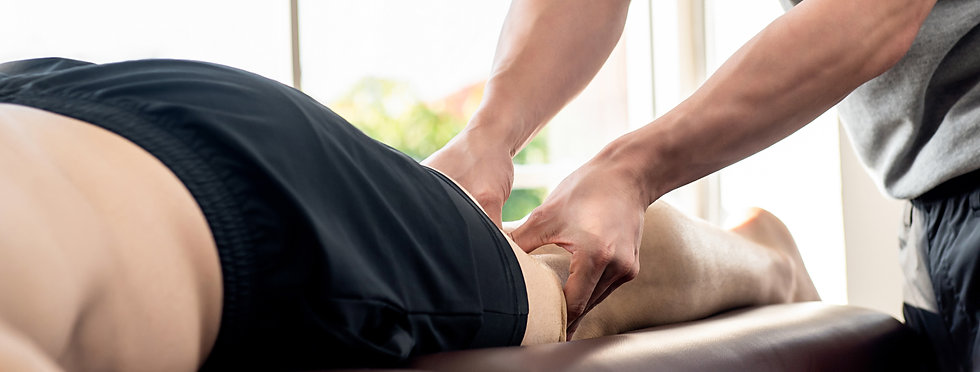 MenCare UK Holistic & Sports Massage