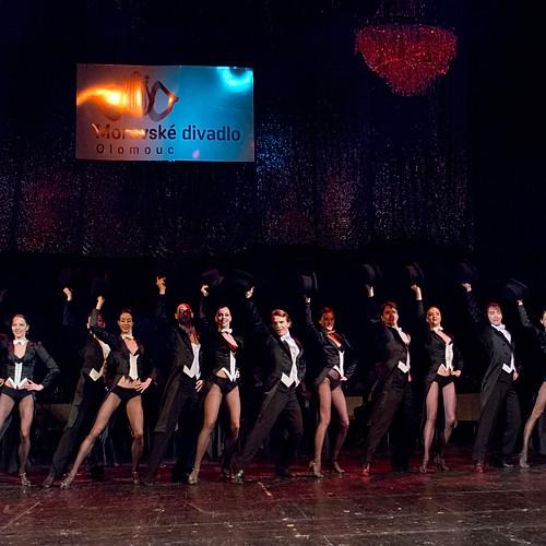 Divadelní ples, Olomouc