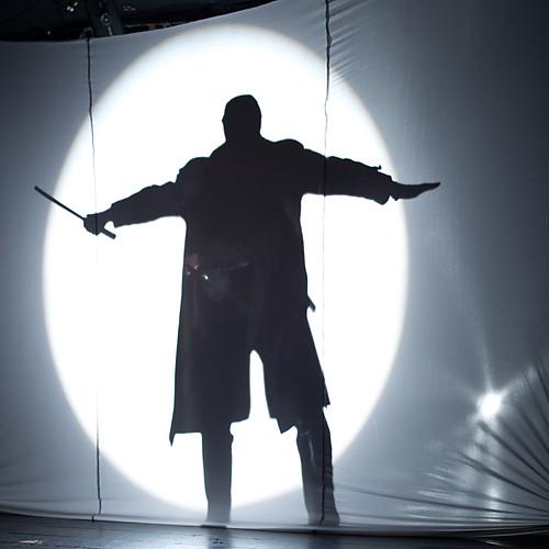 Divadlo hudby, Noriyuki Sawa: Ninja