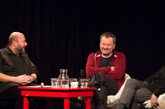 David Hrbek a Miroslav Krobot