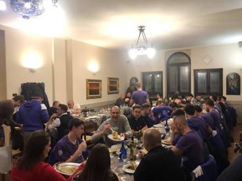Cena di Natale ASD Cistellum 2016