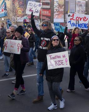 Women's March Denver 2018