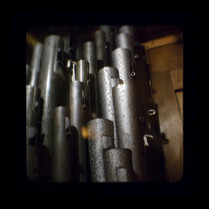 House Organ Pipes