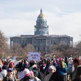 Women's March Denver