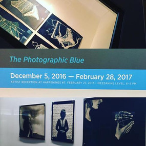 The Photographic Blue