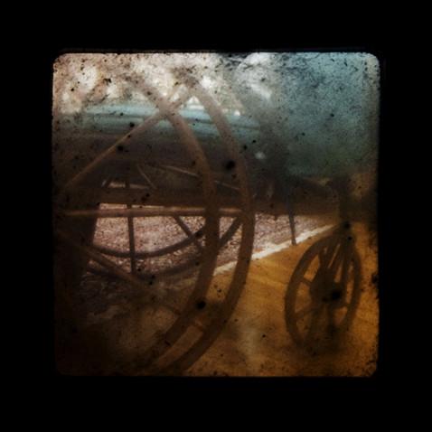 Eastman's Mother's Wheelchair