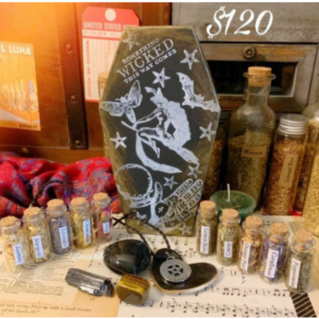 Witchy Vibes Witch Box