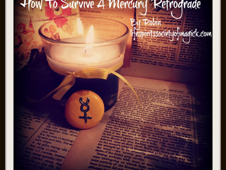 How To Survive A Mercury Retrograde