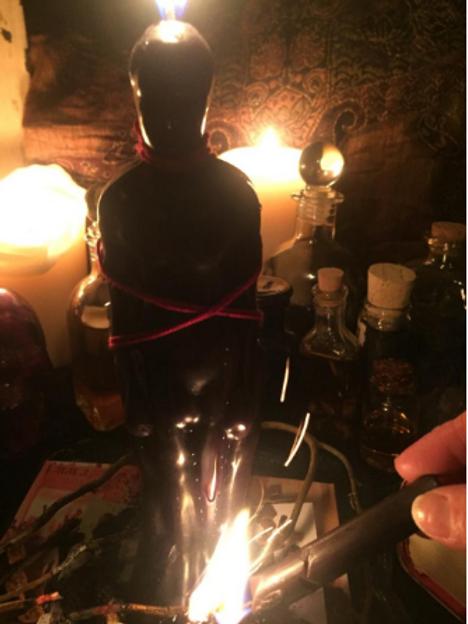 Haunted Spirit Curse