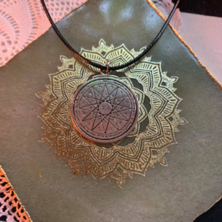 4th Pentacle of Mercury Talisman for Knowledge