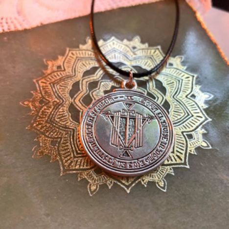 Solomon Talisman For Honor and Riches