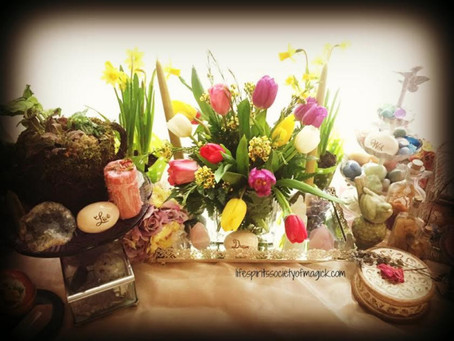 Ostara: A Celebration Of The Spring Equinox
