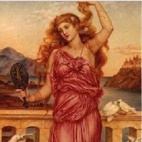 Venus Goddess Love Ritual