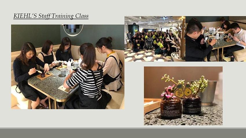 KIEHL'S Staff Training.JPG