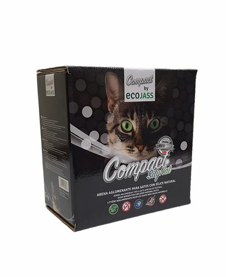 Compact SilyNat by Ecojass 5kg