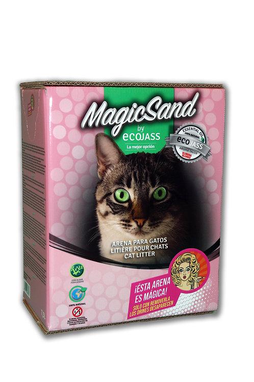 Pack 4 cajas 7.5L MagicSand