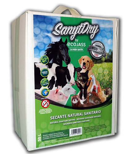 Secante natural Sanyt Dry 12L