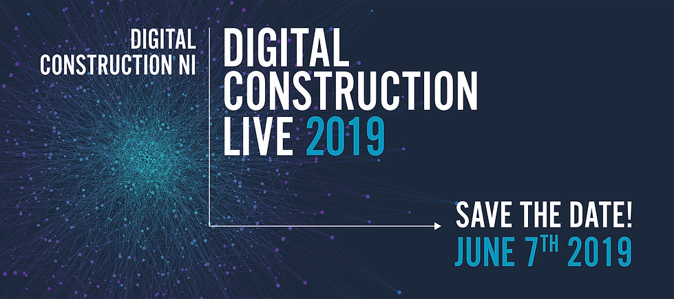 Save the Date Digital Construction Live.