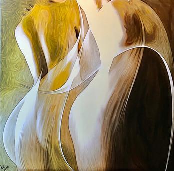 BODY ART WOMAN