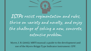 ISTP: Resist Regimentation and Rules