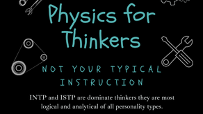 ISTP: Learning Math and Physics as an Autodidact
