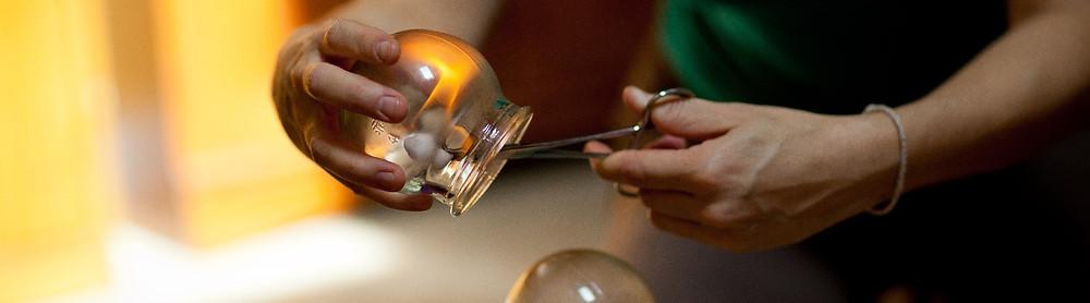 Cupping Therapy. Traditional Thai massage in Gresham, Oregon. Six Elements Bodywork.