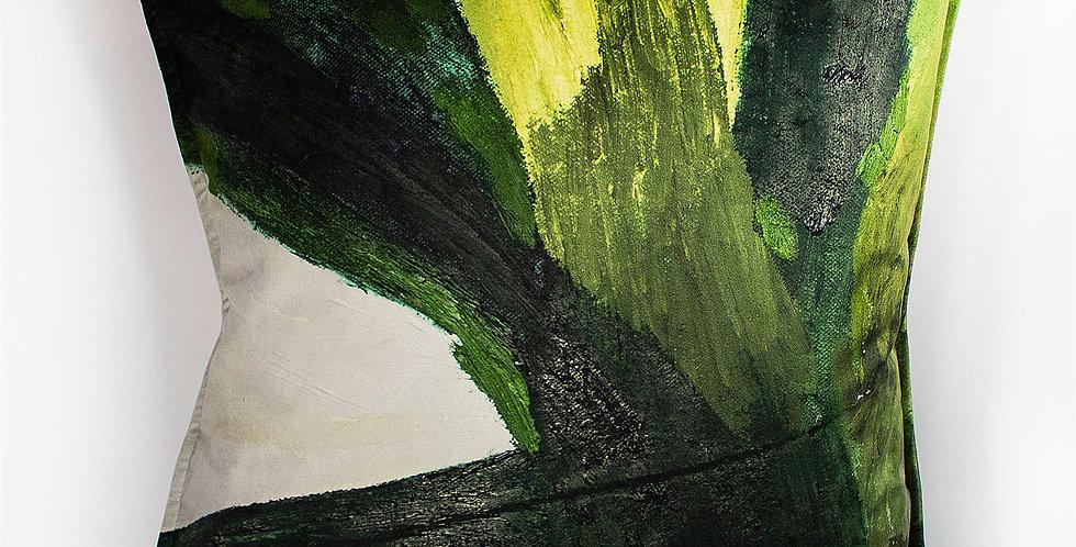 Lucy Jane Turpin Forest Velvet 60 x 60 cushion