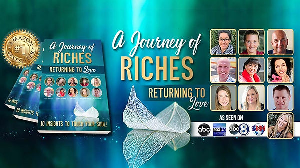a journey of ritches returning to love.j
