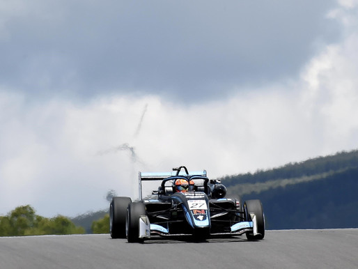 Foster Takes Series Leading Pace to Paul Ricard