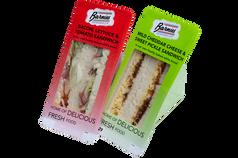 Baps, Sticks & Sandwiches