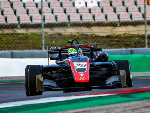 Foster Joins CryptoTower Racing Team for Euroformula Title Challenge