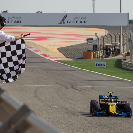 Amazing strategy gives UNI-Virtuosi Racing a maiden win